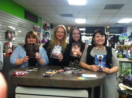 Authors at Fierce Reads